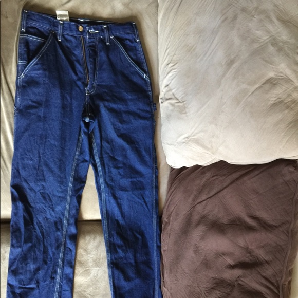 ee8827c1066 Carhartt Denim - carhartts jeans 28 x 34. Dungaree fit